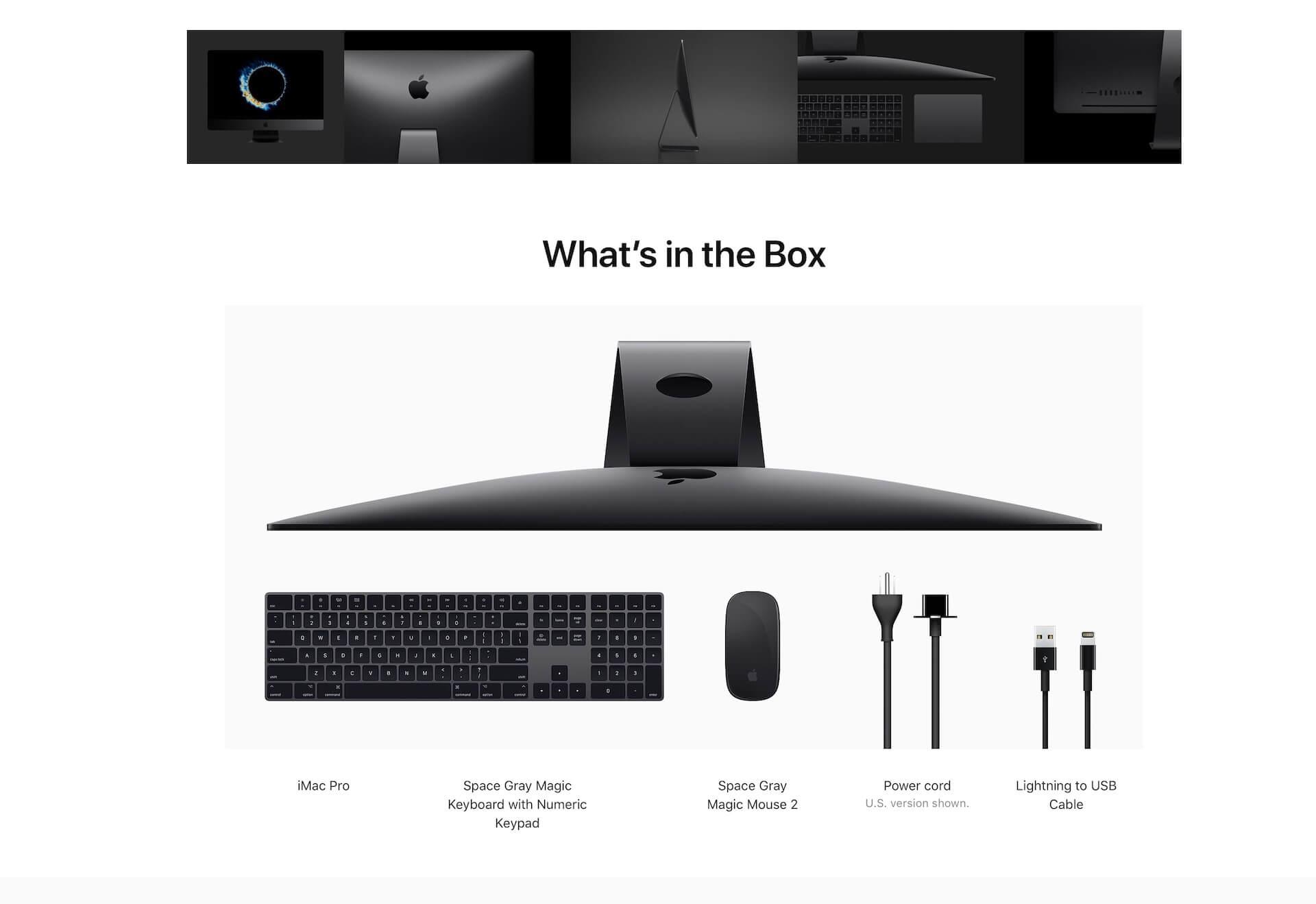 iMac Pro discontinued
