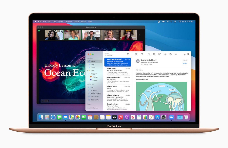 MacBook Air 13-inch M1