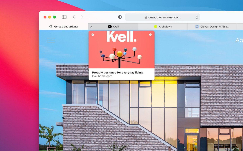 Translate a webpage in Safari on Mac