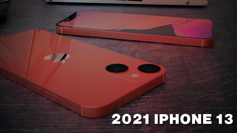 2021 iPhone 13 renders,2021 iPhone 13 renders with rejuvenated camera bump