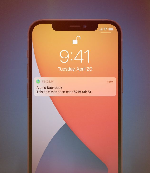 Apple AirTag   Privacy and Security Built In