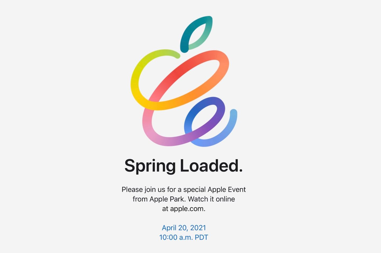 Apple April Event,Apple April Event Announced Today,Apple Event April 2021