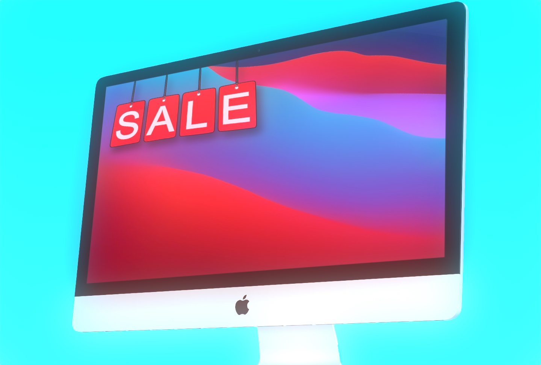 Best iMac Deals   $199 off iMac 27-inch, $130 off iMac 21.5-inch 27-inch 512GB iMac on Sale