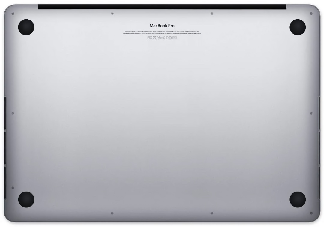 How to Find the Serial Number on MacBook That Won't Turn On