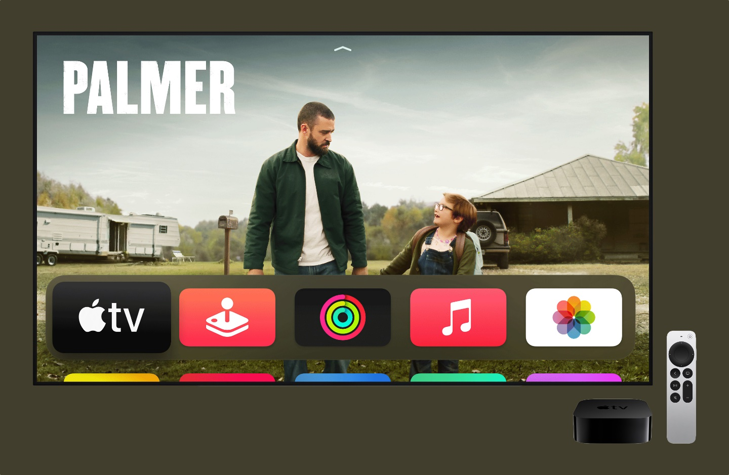 New Apple TV 4K with redesigned Siri remote