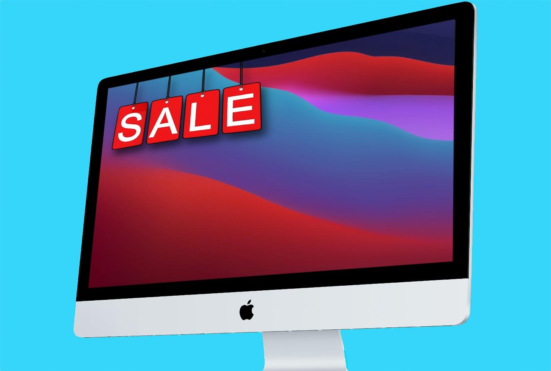 """27"""" iMac on Sale, 21.5"""" iMac on Sale"""