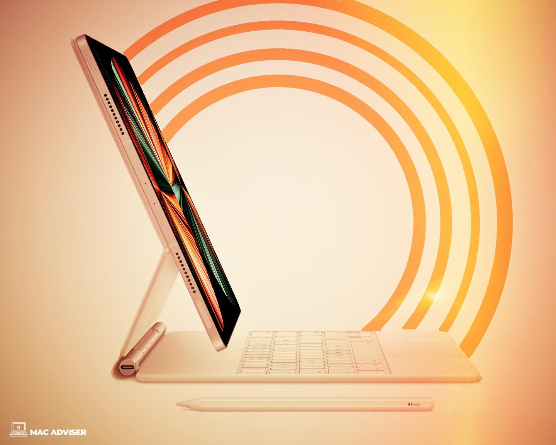 New iPad Pro M1,12.9-inch Liquid Retina XDR display