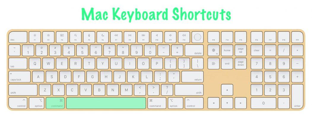 11 most useful Mac keyboard shortcuts   Command + Spacebar