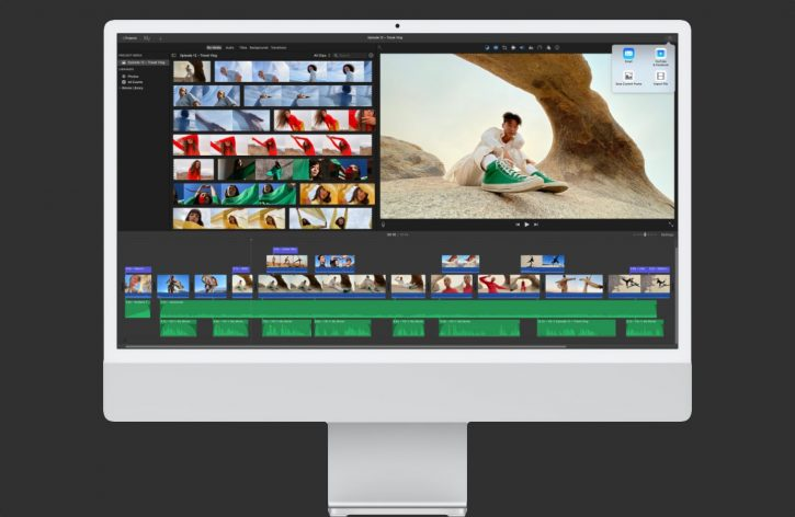 24-inch iMac M1 ( 2021)