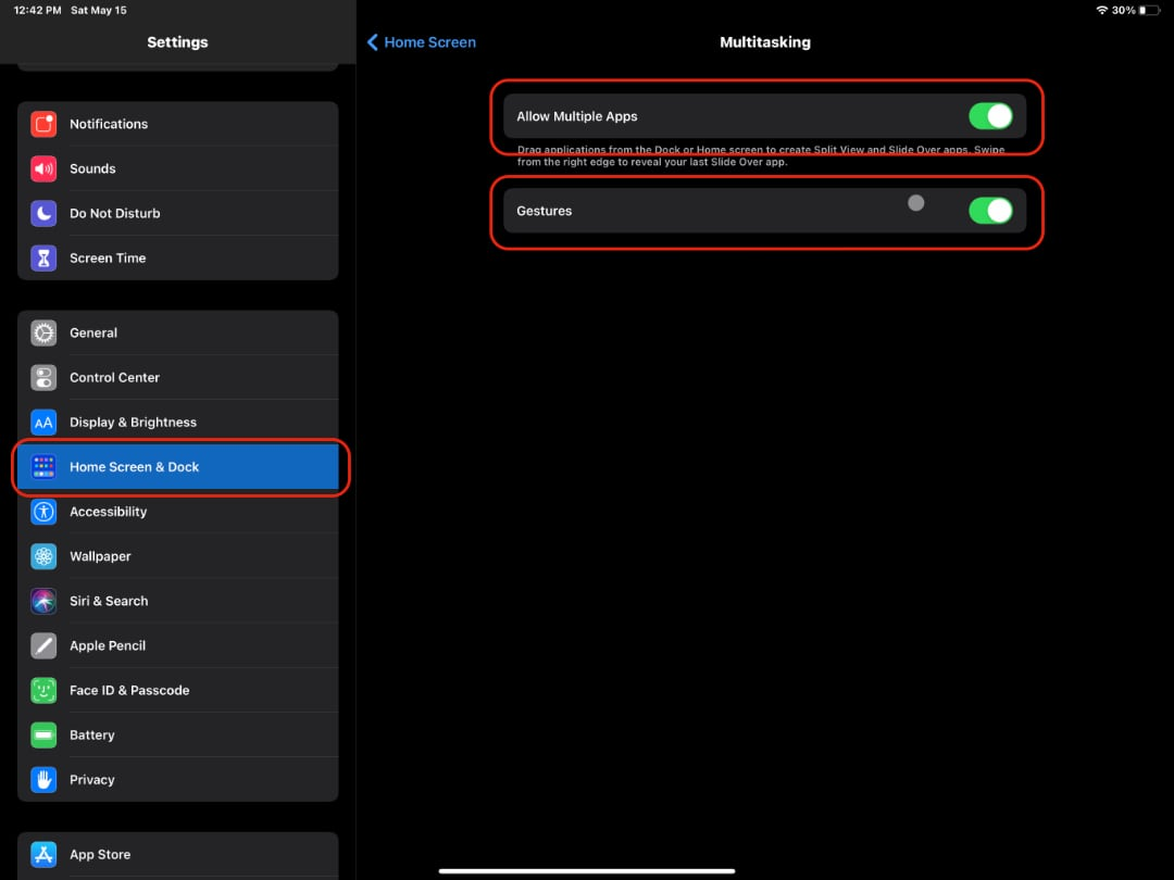 How to Split Screen on iPad Pro